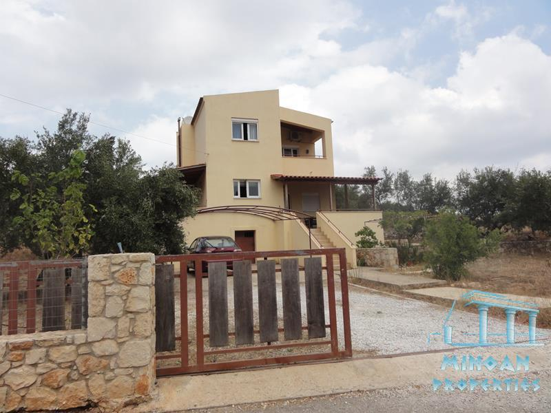 Megala chorafia , a very nice house 117sqm for rent with beautiful ...